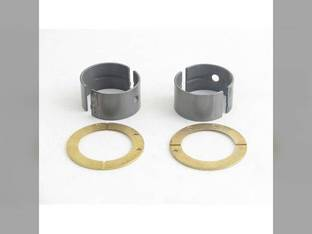 "Main Bearings - .020"" Oversize - Set Massey Harris Pony 1000157M92 Allis Chalmers G Continental N62"
