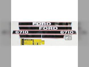 Decal Set Ford 6710