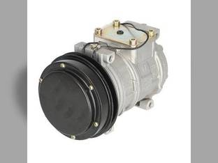 Air Conditioning Compressor - John Deere 4960 310D 3830 9970 4760 540 4560 643 548 6100 300D 315 740 3430 510 315D 300 6600 332 644 7445 9930 640 544 6500 710D 410 648 4755 6000 7450 310 4955 9965
