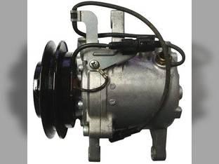 Air Conditioning Compressor - w/Clutch Nippondenso Denso Kubota M8540 M8540 M8540 M8540 M8540 M8540 M8540 M8540 M8540 M5040 M5040 M9540 M9540 M9540 M9540 M6040 M6040 M7040 M7040 M7040 M7040 M7040