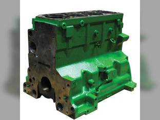 Remanufactured Bare Block John Deere 6400 6500 RE65225