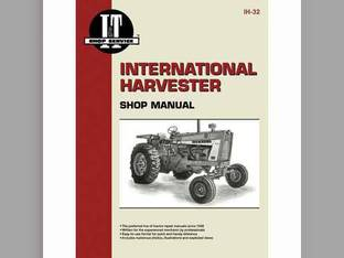 I&T Shop Manual - IH-32 Harvester (Farmall) International 2806 2806 1206 1206 2756 2756 21256 21256 1456 1456 706 706 21456 21456 756 756 806 806 1256 1256 2706 2706 856 856 21206 21206 2856 2856 276