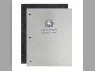 Parts Manual - John Deere 850 950 PC1876