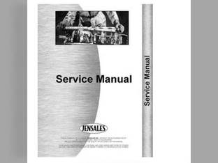 Service Manual - 700 750 Grinder-Mixer John Deere 700 750 TM1079