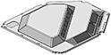 Headliner Kit - Gray