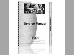 Service Manual - IH-S-385 484 Case IH 385