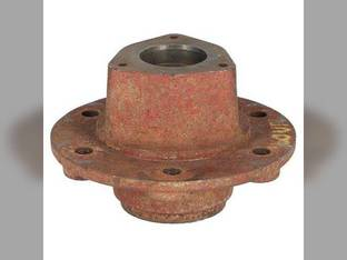 Used Front Wheel Hub 6 Bolt International 606 656 460 2424 544 2544 504 2606 2444 2504 404 2404 424 444 2656 369141R11