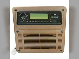 Radio Weatherband MP3 Bluetooth John Deere 2350 2355 2550 2555 2750 2755 2950 2955 3050 3055 3150 3155 3255 4050 4250 4350 4450 4650 4850 8450 8650 8850