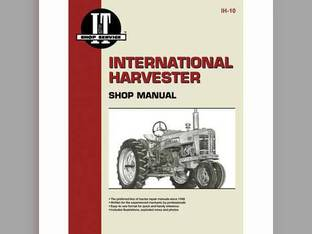 I&T Shop Manual - IH-10 International 450 350 350 300 300 W450 400 W400