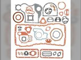 Conversion Gasket Set Massey Ferguson 399 3525 2675 3090 3650 3630 699 3505 3545 2705 2640 White 2-110 2-105 2-88 2-85 U5LB1225