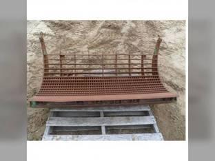 Used Concave John Deere 9400 9501 CTS 9500 SH 9500 9410 9510 9510 SH AH136605