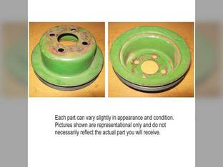 Used Water Pump Pulley John Deere 3010 3020 4400 4230 4010 4000 4020 AR40148