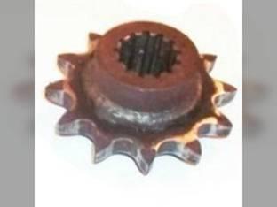 Used Tensioner Sprocket New Holland L455 L451 L454 L452 608384 John Deere 575 570 MG608384