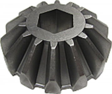 Straw Spreader Bevel Gear - 14 Tooth