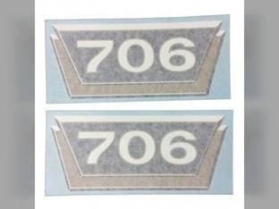 Decal Set International 706