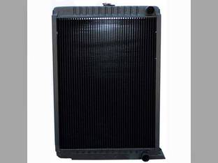Radiator & International 1460 1480 Case IH 1660 1640 121722C3 1275706C1 130869C2 A189213