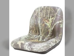 Bucket Seat Vinyl Camouflage John Deere 655 655 70 4200 7775 4710 325 4600 4510 890 4410 855 4310 8875 240 4700 4210 955 4610 4500 335 755 4300 4400 Komatsu Massey Ferguson Caterpillar New Holland