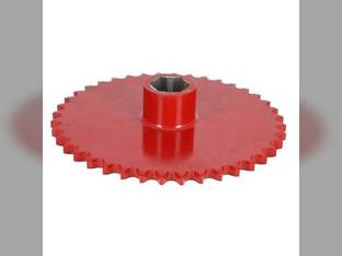 Feeder Reverser Sprocket Case IH 1644 1666 2344 2188 2144 2166 1620 2377 2366 1680 1682 1660 2588 2577 1688 1640 International 1480 1440 1460 1420 1329720C2 1329720C1