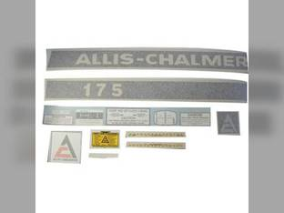 Decal Set Allis Chalmers 175