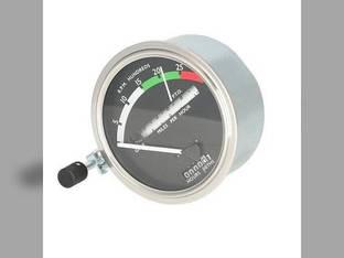 Tachometer Gauge White Needle John Deere 2510 2520 3020 AR39909