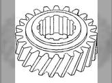 Transmission Countershaft Gear Allis Chalmers 200 190 246543