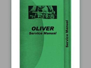 Service Manual - OL-S-3 VOLUME Oliver 660 660 Super 88 Super 88 770 770 Super 66 Super 66 880 880 Super 55 Super 55 550 550 88 88 Super 77 Super 77 77 77 66 66