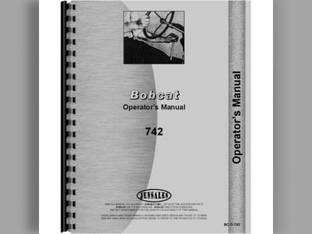 Operator's Manual - BC-O-742 Bobcat 742