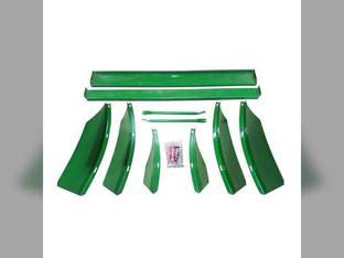 Extra Wide Spread Deflector Kit John Deere 9400 9500 9550 9560 BH81040