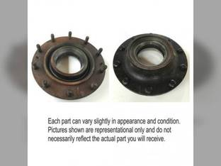 Used MFWD Front Wheel Hub Case IH 7130 7210 7150 7240 7220 7140 7230 7120 7110 7250 1349338C1