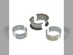 "Main Bearings - .010"" Oversize - Set International 2444 2504 2404 504 2424 444 424 404 376661R11"