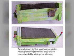 Used Hydraulic Oil Cooler JD John Deere 4020 AR32677
