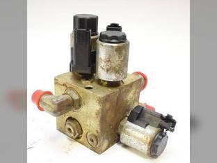 Used Hydraulic Manifold-Hydraglide Gehl 7810 4640E 7710 7610 4640 4840 6640 4840E 5640 5640E 184363