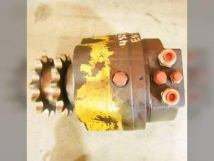 Used Hydraulic Drive Motor - RH Gehl 4840E 4840 5640E 5640 5240 4640 4640E 6640 193672