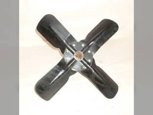 Used Cooling Fan Assembly - 4 Blade John Deere M MC MT AM839T