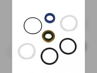 Power Steering Cylinder Seal Kit New Holland T2210 TC25 T2220 TC31DA T1520 TC30 TC29DA TC34DA 1725 TC33D TC25D 1630 T1510 TC18 TC29 1925 Boomer 2030 TC33DA TC29D Ford 1620 1120 1220 1520 1320 1715