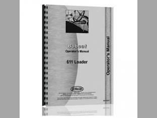 Operator's Manual - BC-O-611 Bobcat 611
