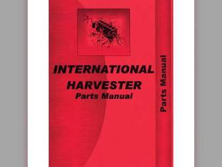 Parts Manual - IH-P-W40 WD40 International W40 W40