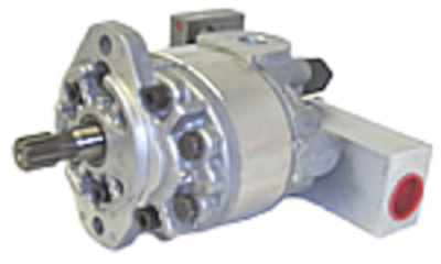Hydraulic Pump With Manifold