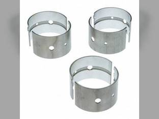 "Main Bearings - .010"" Oversize - Set David Brown 995 990 1210 1394 1290 1390 1294 900 1212 996 1200 Case 995 1210 1390 1290 990 1200 1294"