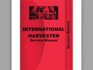 Service Manual - IH-S-274 284 International 274 274 284 284