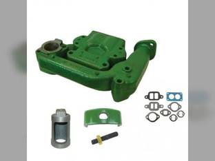 Intake and Exhaust Manifold Kit John Deere 530 520