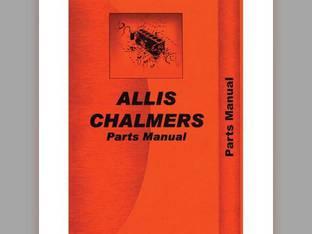 Parts Manual - 7030 Allis Chalmers 7030 7030