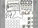 Engine Rebuild Kit - Less Bearings - Standard Pistons Ford BSD442T 750 755 7000 7100 7200 7500 7600 7700 A62 256T