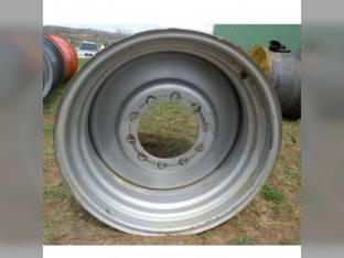"Used Rim 32""x 27"" 10 bolt Gleaner R72 R52 N5 R62 R42 N6 White 2600 2500 AGCO 71361406"