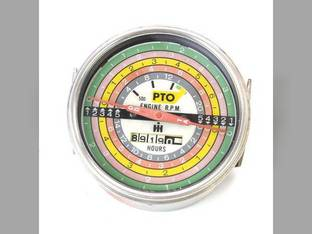Remanufactured Tachometer Gauge International 706 2706 388588R91