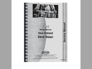 Service Manual - L451 L452 L454 L455 New Holland L455 L451 L452 L454