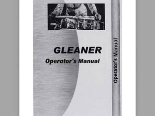 Operator's Manual - AC-O-F3 COMB Gleaner F3 F3