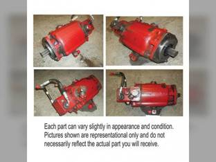 Used Hydrostatic Drive Motor International 1480 1460 Case IH 1660 1680 1252346C92 128120C93 1958081C1 1958082C1 87411135 128120C97