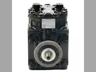 Air Conditioning Compressor - York International 7488 7288 6788 5088 5288 5488 6388 6588 3088 3288 3488 3688 Case IH 1620 1640 1660 1670 1680 1822 1844 Massey Ferguson 8460 Cat / Lexion CLAAS 860 880