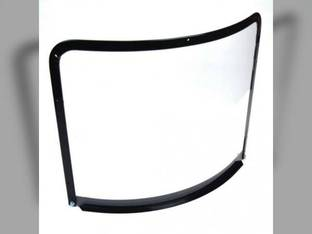 Heater Cab Windshield & Frame John Deere 4050 4630 4240 4010 4230 4250 3020 4000 4020 4430 4040 4440 International Ford 2000 4000 Oliver Case Allis Chalmers Massey Ferguson White Minneapolis Moline